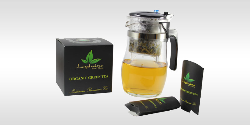 Lydwins Organic Green Tea