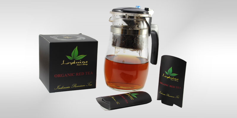 Lydwins Organic Red Tea