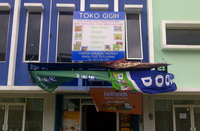 Neon Box dan Produk Acrylic Advertise