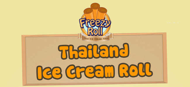 Produsen Ice Cream Roll Thailand